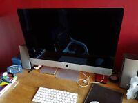 "Apple I Mac 27"" Excellent condition"