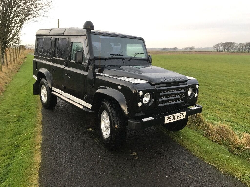 land rover defender 110 station wagon 2 4 tdi puma in strathaven south lanarkshire gumtree. Black Bedroom Furniture Sets. Home Design Ideas