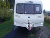 ~~~2006 Bailey Pageant Spacious 2 Berth Caravan with Motor Mover .~~~