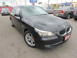 2010 BMW 5 Series 535xi | AWD | NAV | LEATHER | ROOF | CAM