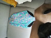 Size 12 swimming costume