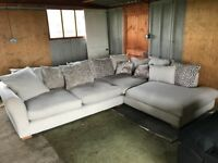 Large Corner Sofa (Brand New Costs £2500, Selling as too big for new house!) NOW £600