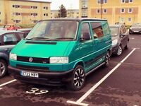 VW T4 2.5TDI Fully converted day camper
