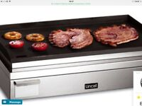 Brand new lincat 600 mm electric griddle free delivery full manufacturers warranty
