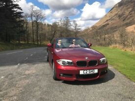 BMW series 1 118d M Sport convertible