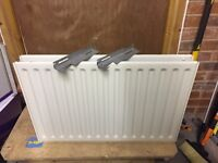 Double Radiator for sale