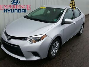 2015 Toyota Corolla LE AIR CONDITIONING | POWER OPTIONS | GREAT