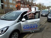 Driving Lessons East London.Smart Driving School