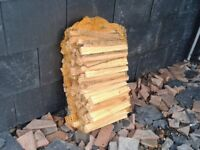(25% OFF! When you buy before Feb 1st) Hand chopped kindling wood
