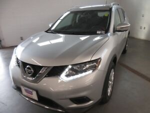 2016 Nissan Rogue S-BACK-UP CAM! BLUETOOTH! AIR CONDITIONING!