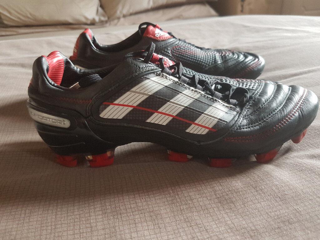 ... 3 PAIRS FOOTBALL BOOTS FOR SALE ADIDAS PREDATOR e5934f6108