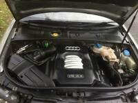 Audi a4 2.4 petrol