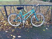Ladies Mountain Bike For Sale. Fully Serviced & Ready To Ride. Guaranteed. Brand New Comfort Seat