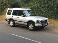 LAND ROVER DISCOVERY FORSALE
