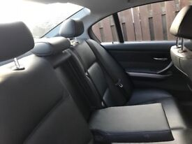 grey automatic bmw, leather interior. MOT Til Oct 2018