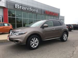 2013 Nissan Murano SL LEATHER ALL WHEEL DRIVE