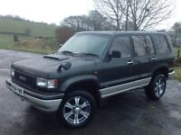 ISUZU (TROOPER) BIG HORN 3.1 MANUAL DIESEL 4X4 GREEN ** LONG MOT!!! ++ MANY EXTRAS!!! **
