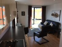 Large, modern, 1 Bed flat in city centre with city views