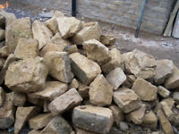 Reclaimed Cotswold Natural Stone - Shipton-under-Wychwood