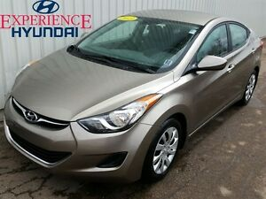 2013 Hyundai Elantra GL VERY LOW KMs ON THIS EXCELLENT WITH FACT