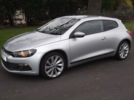 2011 VW Scirocco 2.0Tdi Gt Bluemotion - £30 Road Tax