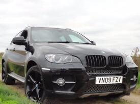 BMW X6 3.0 Xdrive basalt Black 35d auto diesel 282 bhp