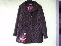 Ladies Coat Joe Browns size 18 REDUCED