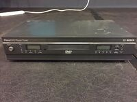 Plena DVD Player/Tuner