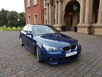 BMW 525d M Sport auto E60 5 series px swap swop considered