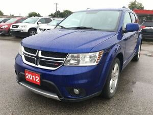 2012 Dodge Journey R/T London Ontario image 2