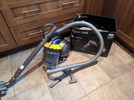 Dyson ball cylinder hoover vacuum