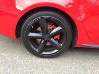 Audi 18 inch alloys