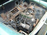 WANTED = CHEAP OLD CAR RENOVATION PROJECT AUSTIN BEDFORD FORD HILLMAN MORRIS RELIANT DORSET AREAs