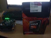 AMD FX-8350 Brand NEW Cooler
