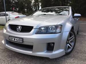 2008 Holden Commodore SV6 SPORTS CAMERA EXHAUST AMP SUB SPORTY Sutherland Sutherland Area Preview