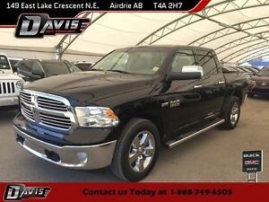 2015 RAM 1500 SLT REAR VISION CAMERA, SIRIUS RADIO, CRUISE CO...