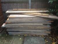 Scaffold boards good condition