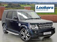 Land Rover Discovery SDV6 HSE (black) 2015-12-22