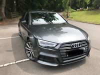 SALE OR FINANCE TAKEOVER (No despot needed) - Audi A3 1.5 TFSI S Line Black Edition Tronic (s/s) 4dr