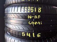 255/35/18 x 2 / part worn tyres TouchStoneTyresLondon/ London Barking Ig117bg