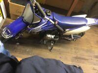 Yamaha TTR 50 E Model 2008