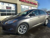 2012 Ford Focus SEL,AUTO,FULL OPTION,NON RENTAL