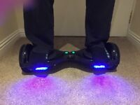 Swegway hoverboard - bought Xmas 2015, rarely used.