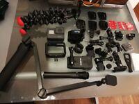 Cheapest GOPRO 5 KIT on Gumtree RRP +£800 Camera Hero 5 Black 4k + All Accessories u need Gorilla