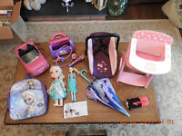 Bundle of Girls Toys. As New Condition. Come From a Smoke Free Home.