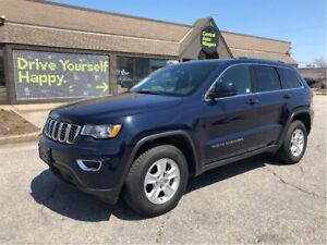 2017 Jeep Grand Cherokee Laredo / 4X4 / BLUETOOTH / BACK UP CAME