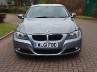 2011 - BMW 3 SERIES 2.0 320D EFFICIENTDYNAMICS 4d 161 BHP + PARKING SENSORS ++ SERVICE RECORD