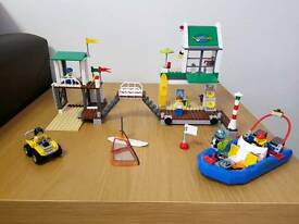 Lego City Marina Set.