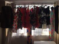 Big bundle of women's clothes size 12