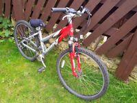 "Women's / Ladies / Girls Mountain Bike - Giant Rock SE - Size XS (5'0"" to 5'5"")"